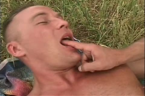 Ona And Daniel suck And plow Each Other outdoors
