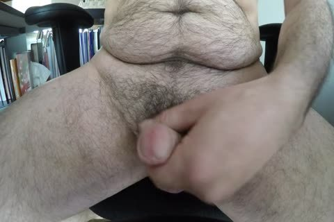dilettante shaggy Uncut Foreskin Masturbation ball batter flow (GoPro)