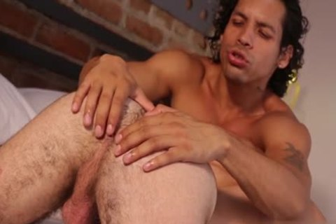 Latin gay anal invasion And cumshot