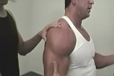 Tom Katt Bodybuilder Worship